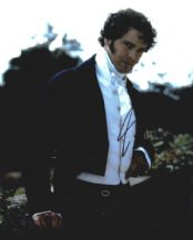 Colin Firth Autograph Signed Photo - Darcy